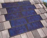 The SolarSave PV Tiles represent the next generation in solar energy  systems by overcoming one of the biggest hurdles